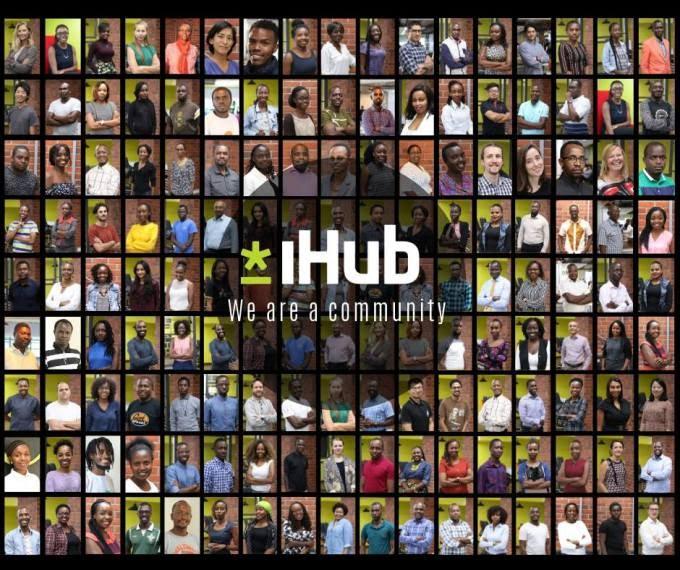 IHub Kenya People